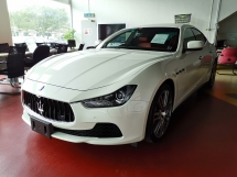 2015 MASERATI GHIBLI Maserati GHIBLI S 3.0 with V6 Turbo
