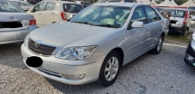 2005 TOYOTA CAMRY 2.4 V (A) One Single Owner