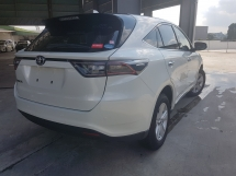 2016 TOYOTA HARRIER 2016 Harrier Elegance 2.0 Panaromic Roof Interior Bech Colour Unregister for sale