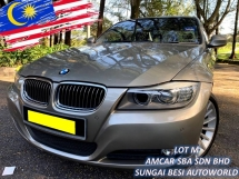 2010 BMW 3 SERIES 323I 2.5 (A) NEW FACE LIFT SPORTS LOCAL 1 OWN