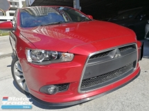 2010 MITSUBISHI LANCER 2.0 AT GT EVO SPORT MIVEC POWERFUL