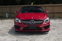 2013 MERCEDES-BENZ CLA 250 AMG / JAPAN SPEC / PANORAMIC SUNROOF / DISTRONIC + / BLIND SPOT