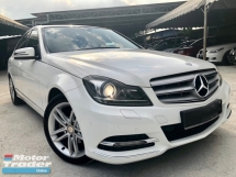 2014 MERCEDES-BENZ C-CLASS C250 W204 1.8 CGI (A) 1 OWNER FULL SVC RECORD HSS