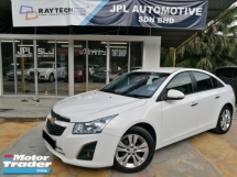 2016 CHEVROLET CRUZE 1.8 LT TIP TOP CONDITION NICE BODYPAINT FULL LOAN !!!!!!!