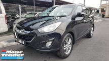 2011 HYUNDAI TUCSON 2.4 EXECUTIVE (A) - SUNROOF / TRUE YEAR