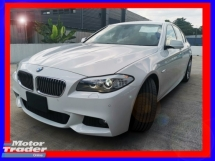 2013 BMW 5 SERIES 520i MSPORT 2.0L JAPAN SPEC- LOW MILEAGE UNREG