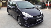 2014 PERODUA ALZA 1.5 SE ZS FACELIFT (A) - One Lady Owner