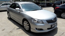 2007 TOYOTA CAMRY 2.4V (A) - One Careful Owner
