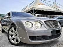 2007 BENTLEY CONTINENTAL FLYING SPUR ONE VVIP OWNER PROMOTION