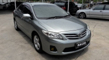 2010 TOYOTA ALTIS 1.8 G FACELIFT (A) ~ CVT with 7-speed