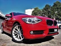 2015 BMW 1 SERIES 116I (A)64,000KM CKD PROMO