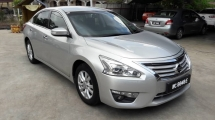 2015 NISSAN TEANA 2.0 XE (A) - One Careful Owner