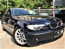 2005 BMW 3 SERIES 318I LIFESTYLE (CKD) 2.0 (A) 320I 325I