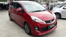 2015 PERODUA ALZA 1.5 SE ZS FACELIFT (A) - One Lady Owner