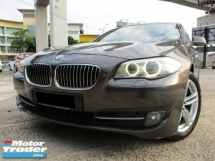 2011 BMW 5 SERIES 523I 2.5 Ori Paint AccFree  F10