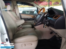 2007 TOYOTA ALPHARD MZG(A)7SEAT SUNROOF 2PDOOR