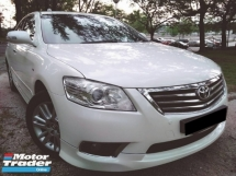 2012 TOYOTA CAMRY 2.4V FACELIFT (A) 100% CARKING
