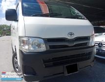 2014 TOYOTA HIACE PANEL VAN 2.5  diesel (m) 100%new