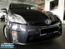 2013 TOYOTA PRIUS 1.8 LUXURY (HYBRID) (A)100% LOON