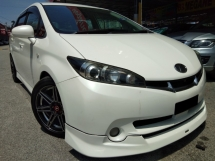 2012 TOYOTA WISH 1.8X  FACELIFT (A) 100% CARKING