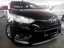2015 TOYOTA VIOS 1.5E (AT)100% tiptop FULL LOAN