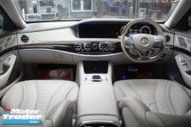 2017 MERCEDES-BENZ S-CLASS Mercedes Benz S400 L 3.5 AMG UND/WRANTY S400L 2017