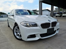 2013 BMW 5 SERIES 523I M SPORT LAST UNIT OFFER