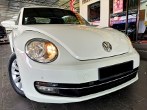 2015 VOLKSWAGEN BEETLE  TSI (A) LIMITED 100% LOON