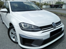 2015 VOLKSWAGEN GOLF 1.4 TSI (A)R400 VERSION 100%SPORT