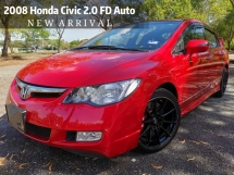 2008 HONDA CIVIC 2.0S CNY Last Call Promotion Super Tip Top