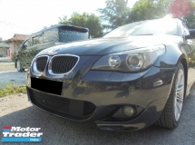 2006 BMW 5 SERIES  525i 2.5 Magnesium E60 Ori M-Sport TipTOP SUPERB LikeNEW