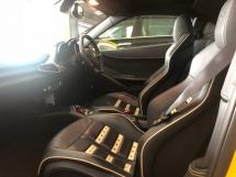 2010 FERRARI 458 458 Italia V8 Original 17000 KM Fully Import Full Service Records with NAZA ITALIA Malaysia Fully Loaded Lifting System JBL Surround Ceramic Brembo Carbon Paddle Shift Steering Power Bucket Seat Reverse Camera Daytime Xenon LED
