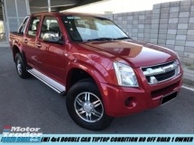 2014 ISUZU D-MAX 2.5L 4X4 DOUBLE CAB NO OFF ROAD ONE OWNER TIPTOP CONDITION FREE ACCIDENT