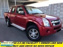2014 ISUZU D-MAX 2.5L 4X4 DOUBLE CAB TURBO NO OFF ROAD CAR WEEKEND USED TIP TOP CONDITION