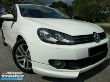 2013 VOLKSWAGEN GOLF 1.4 TSI TURBO CARKING 100% LOAN