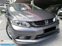 2015 HONDA CIVIC 1.8 S FB AT NEW FACELIFT TIP TOP 1 OWNER