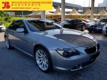 2007 BMW 6 SERIES 630I (A)