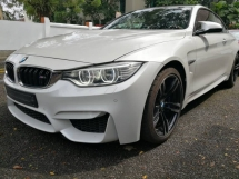 2014 BMW M4 3.0 COUPE (HUD AND HARMAN KARDON) UNREG