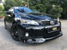 2012 LEXUS CT200H 1.8 (A) LEATHER SEAT DOCTOR OWNER LIKE NEW