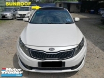 2013 KIA OPTIMA 2.0 TF (A) SUNROOF L/SEAT