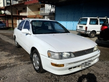 1994 TOYOTA COROLLA 1.6 SEG FULL Spec(MANUAL)1994 Only 1 LADY Owner, LOW Mileage, TIPTOP, ACCIDENT-Free, DIRECT-Owner, NEGOTIABLE with FULL Spec