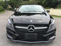 2015 MERCEDES-BENZ CLA Unregistered Year 2015 Mercedes Benz, CLA180 AMG  1.6 Turbo engine Facelift Japan Model