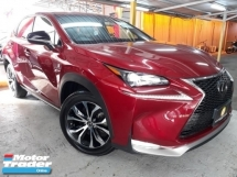 2015 LEXUS NX NX200 2.0L NEW ARRIVAL ON SALE