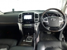2014 TOYOTA LAND CRUISER AX G 60TH BLACK LEATHER SELECTION