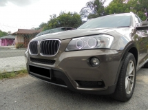 2011 BMW X3 2.0 xDrive20d Diesel Panoramic Powerboot Facelift LikeNEW