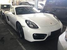 2014 PORSCHE CAYMAN CAYMAN  Porsche CAYMAN 2.7 SPORT PDK 272hp FACELIFT