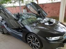 2015 BMW I8 2015 England