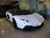 2013 LAMBORGHINI AVENTADOR 6.5 LP700-4* Price NEGOTIABLE, Low Mileage, See To Believe* Ferrari Maserati Lamborghini