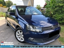 2014 VOLKSWAGEN POLO 1.6 TRADE SPORT LINE PREMIUM HIGH SPEC TIPTOP CONDITION ONE OWNER LIKE SHOWROOM CAR