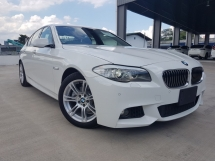2013 BMW 5 SERIES 2013 BMW 523i M Sport 2.0 Twin Turbo Japan Spec Unregister for sale